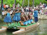 Hawaiian Hula Dancers - Polynesian Cultural Center