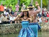 Hula Dancer - Polynesian Cultural Center