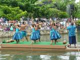 Canoe Pagent - Islands of Hawaii