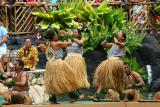 Fijian Dancers - Polynesian Cultural Center