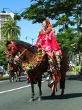 Hawaii's Aloha Festivals Parade 2005