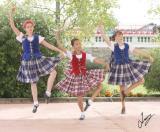 2005 Spruce Meadows Tronnes Highland Dancers