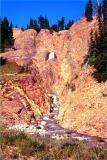 Meade glacier creek