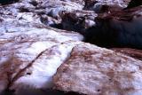Conrad glacier up close