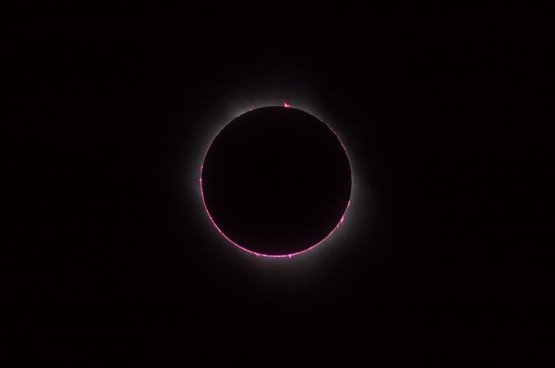 Total Solar Eclipse 08-APRIL-2005