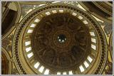 St Pauls Dome interior