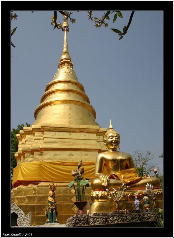 Wat in Phayao
