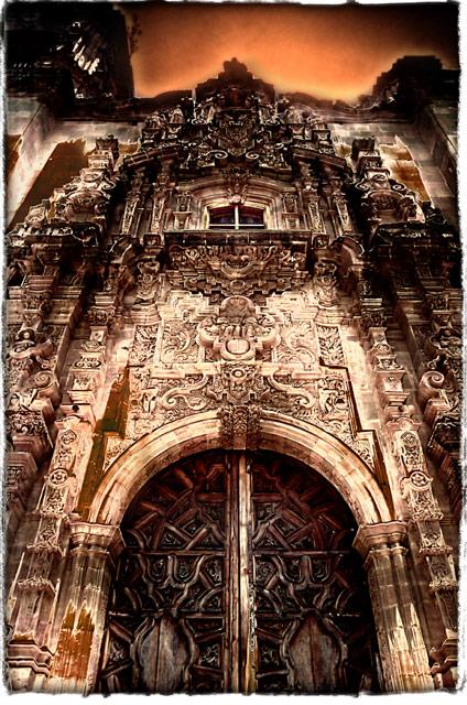 Mysterious  church!