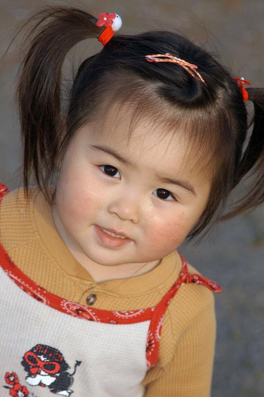 Little Girl - Saitama Prefecture