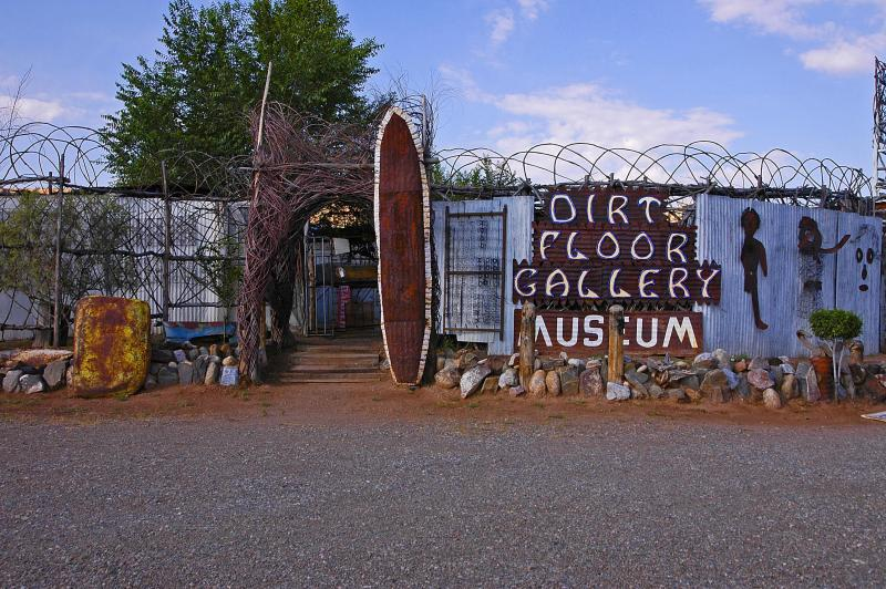 New Mexico Roadside Museum
