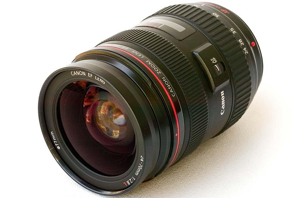 Canon Zoom Lens EF 24-70mm f/2.8 L USM