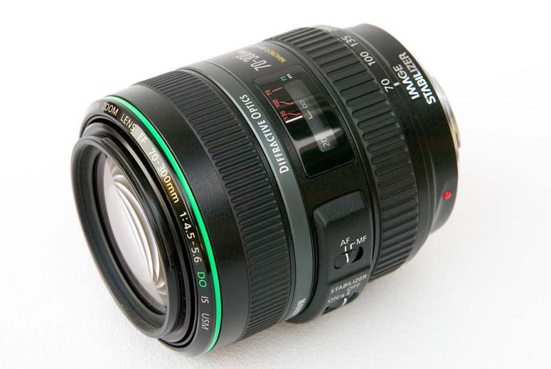 Canon Zoom Lens EF 70-300mm f/4.5-5.6 DO IS USM