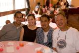 Adam, Cassie, Eric and Elliot