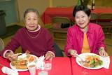 May Louie and June Wong