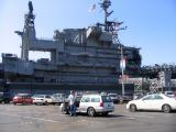Here I am at the USS Midway CV-41