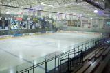 Toyota Center NHL rink
