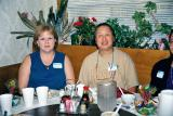 Gail and I at my Uncle Hanks 81st Birthday  3/30/2002