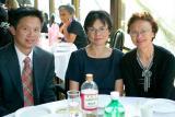 Gary, Carlene and Ruby Chang