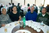 Margaret, Brenda, Chet and Walt