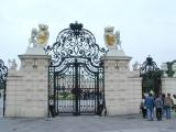 Belvedere Palace and Park, Wien