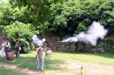 Harpers Ferry Musket Fire