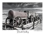 Death Valley -- On the Edge of B&W