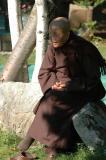 Monk Chan Khong