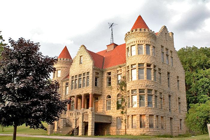 Boyle Hall Fond du Lac, Wisconsin