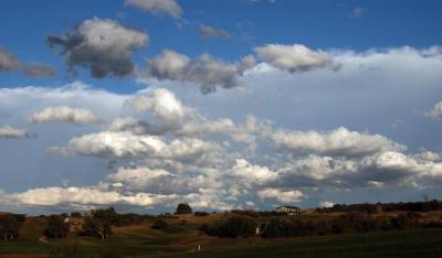 Evening Sky over Grandote