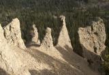 Overlook Dikes at Wolf Creek
