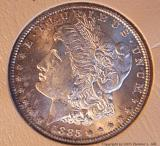 1885 CC Morgan Dollar