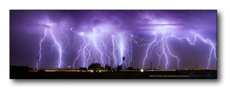 Lightning Panoramic : Week 4