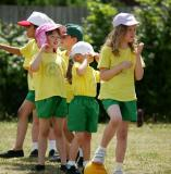 Goldsworth Sports Day - 2005