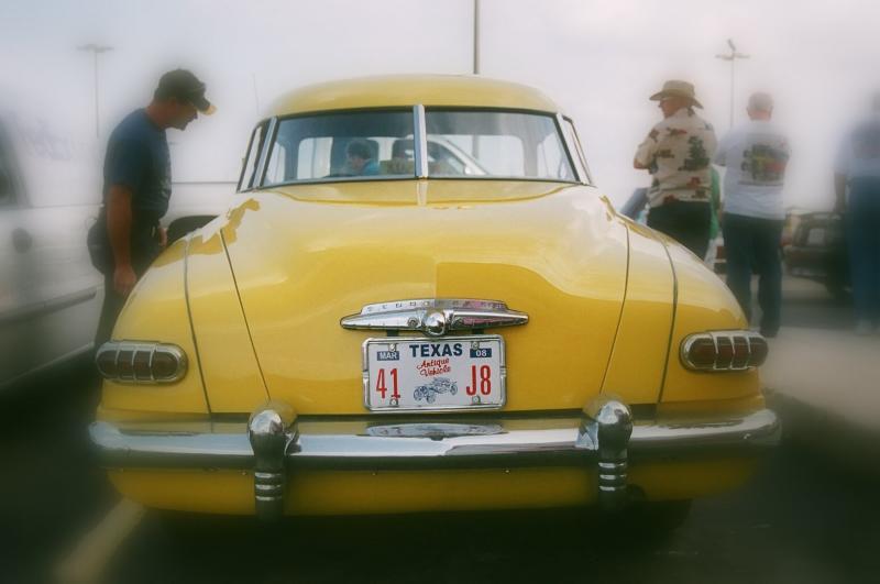 Studebaker Rear