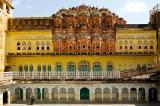 Windows, vintage. Jaipur, India