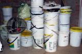 Materials for water filters