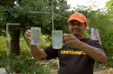 Water filter test