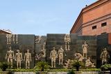 Mural, Ho Lua Prison (Hanoi Hilton)