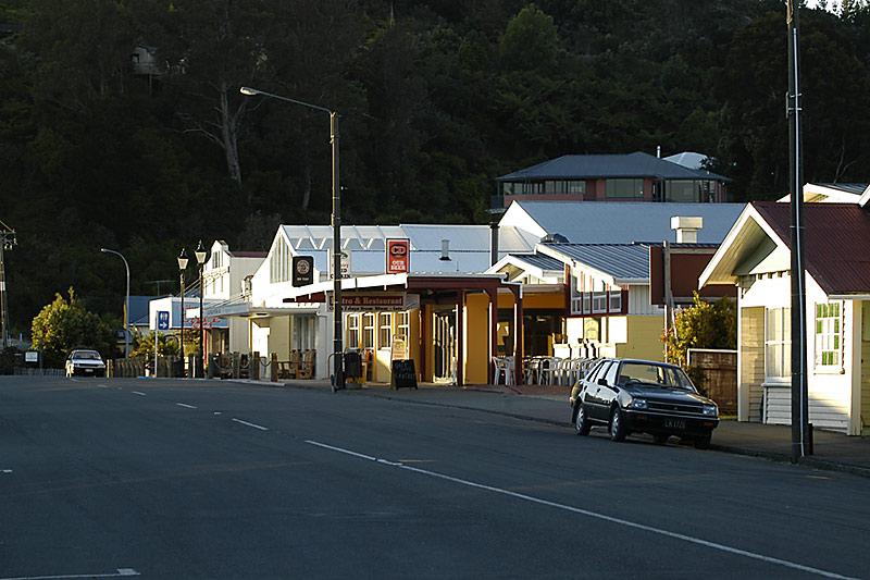 Dawn at Collingwood