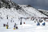 13 August 05 - beginners area - Mt Ruapehu