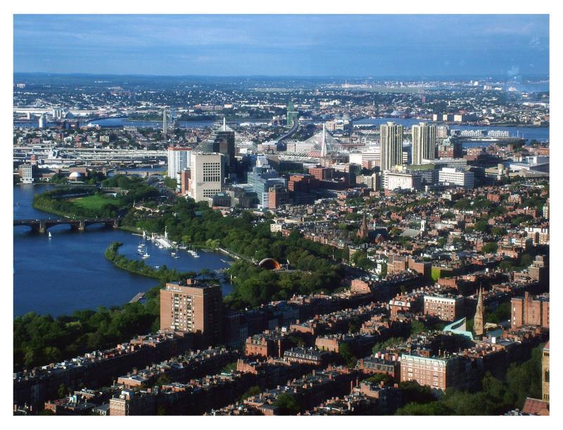 Beacon Hill: Aerial