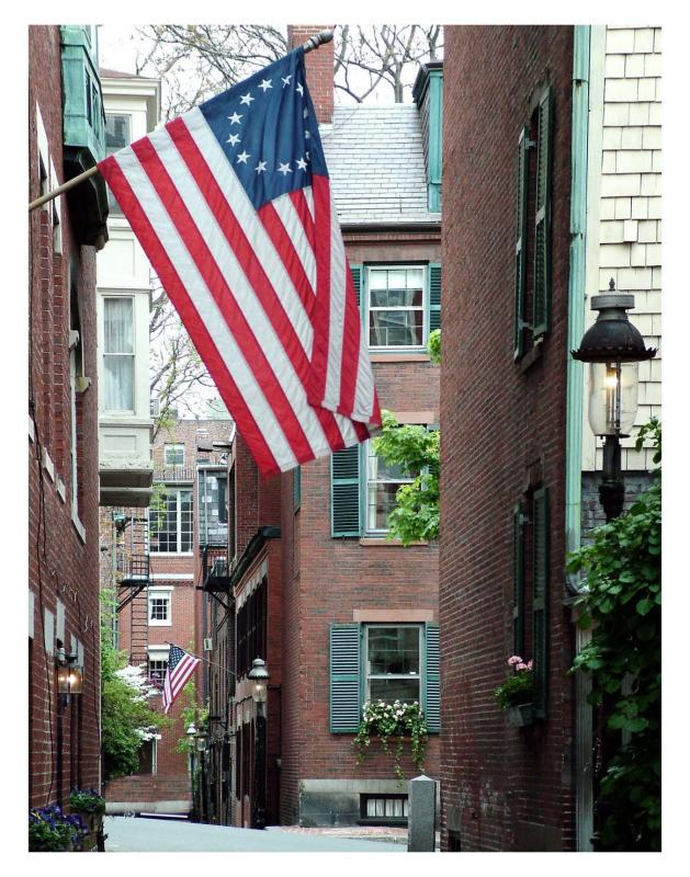 Beacon Hill Alleys