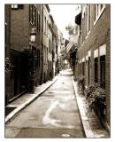 Beacon Hill - Sepia II