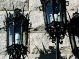 Cambridge - City Hall Lanterns