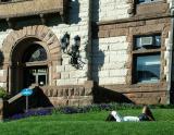 Cambridge - Relaxing at City Hall II