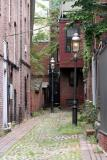 Alley, Beacon Hill