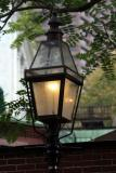 Gaslamp, Joy Street, Beacon Hill