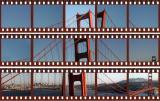 Golden Gate Abstract, Color