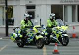 GMP motorcycle police