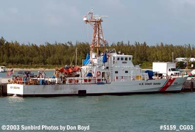 2003 - USCG Cutter KEY BISCAYNE (WPB 1339) - Coast Guard stock photo #5159
